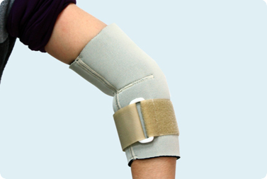 Neoprene Stabilized Elbow Support