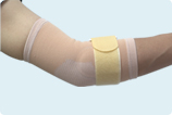 Elastic Elbow Brace With Cinch Strap