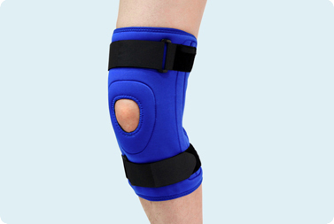 Stabilizing Knee Brace, Stabilized Knee Support